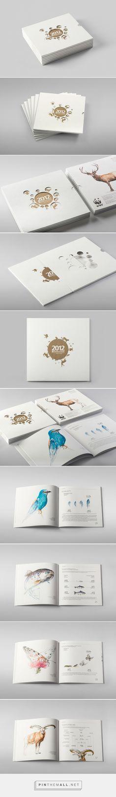 Prometey Bank Annual Report 2012 on Behance