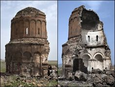 """Ciudades antiguas, La ciudad de Ani fue mencionada por primera vez en crónicas armenias del siglo 5 AEC, donde fue descripta como una majestuosa fortaleza construida en la cima de una colina. Durante la época medieval, Ani se convirtió en una ciudad devota al cristianismo, adquiriendo el nombre popular de """"ciudad de las 1.000 iglesias"""". Al estar en el centro de varias rutas comerciales, la ciudad comenzó a prosperar con rapidez, alcanzando el pico de su esplendor en el año 1.200, con una…"""