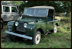 Land Rover Series l