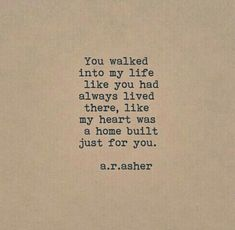 Soulmate And Love Quotes: Soulmate Quotes : Later I found that I was an intruderand escorted out upon a wa. - Soulmate And Love Quotes: Soulmate Quotes : Later I found that I was an intruderand escorted out up - Soulmate Love Quotes, Cute Quotes, Words Quotes, Wise Words, Soul Mate Quotes, I Love Her Quotes, Hubby Quotes, Soul Mates, Love Quotations