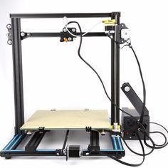 Computer & Büro 3d-drucker Und 3d-scanner Creality 3d Cr-10 Mini Semi Montiert Aluminium 3d Drucker Kit Druck Größe 300*220*300mm Lebenslauf Druck Power Off Funktion GüNstige VerkäUfe