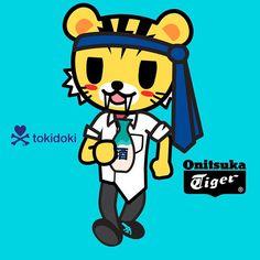 57 Best Tokidoki X Onitsuka Tiger Images Onitsuka Tiger Summer