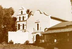 On July 16, 1769, Father Junipero Serra of the Portolà expedition founded the first of the 21 missions in Alta California, Mission San Diego de Alcalá was the first of Spain's outposts to extend political, cultural and religious influence in the new world which eventually was established as far north as Sonoma.