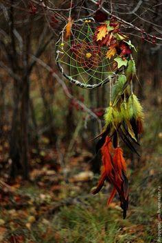 Купить Шагая по осени. Ловец снов - рыжий, ловец, ловец снов, ловец сновидений