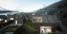 MASS lab was announced as one of the four finalists in the Nordic Built Cities Challenge Competition in the Faroe Islands, for the construction of a masterplan in an area of over 45,000 m².   Among the finalists are still Hyde Architects (UK)