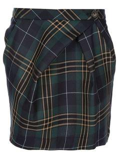 Vivienne Westwood Anglomania 'Cosmopolita' Skirt - Genevieve
