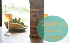 Jenga Drinking Game – Unofficial Rules On How To Play Drunk Jenga! The Jenga Drinking Game will have you falling all over the place in laughter. Here are the funny rules to write on each block for Drunk Jenga & how to play! Jenga Drinking Game, Drinking Game Rules, Outdoor Drinking Games, Drinking Games For Parties, Adult Party Games, Jenga Game, Battle Shots, Drunk Jenga