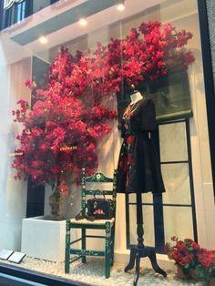 Boutique Interior, Boutique Decor, Shop Interior Design, Boutique Window Displays, Store Window Displays, Pharmacy Design, Retail Design, Lingerie Store Design, Vitrine Design