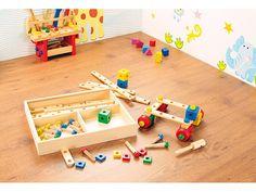 Playtastic Baukasten mit Bauelementen