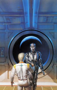 michael whelan - robots and empire