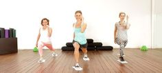 Fitness Sessions: Cocina Workout con trapos