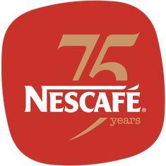 nestle anniversary logo - Поиск в Google                                                                                                                                                     More Logos, Logo Branding, Branding Design, Birthday Logo, Anniversary Logo, University Logo, Nescafe, Kids Logo, Type Design