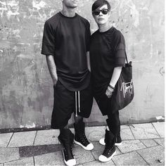 Rick Owens couple