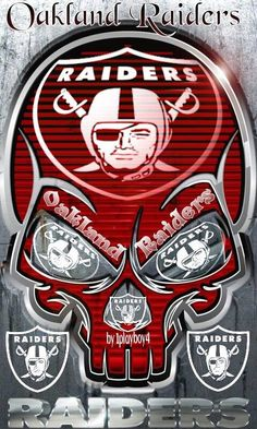 Raiders / Ride or Die... Raider Nation 4 Life since 1960!!