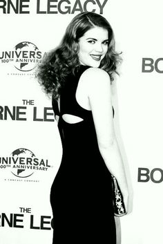 Emma at the premiere of The Bourne Legacy.