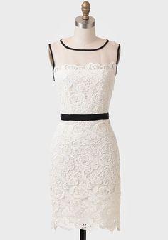 Pearl Dress By Darling UK