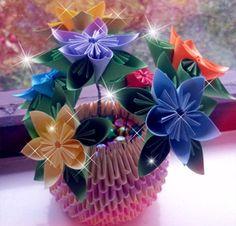 Flowerpot- unbelievable examples of paper art