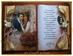 ...le mie CREAZIONI: Ivan e Marianna Sposi