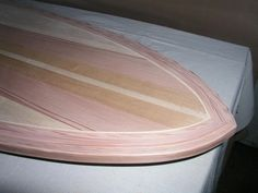 Wachtfogel Custom Hollow Surfboards - PHOTO GALLERY