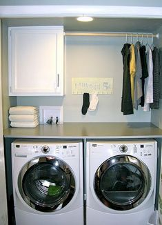 Nice 90 Inspiring Farmhouse Laundry Room Ideas https://decorecor.com/90-inspiring-farmhouse-laundry-room-ideas