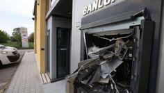 Il nuovo sistema per ripulire i bancomat che ha messo in allerta le forze dell'ordine