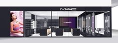 Rafaela Büll Blog: New Store da MAC Cosmetics na Av. Paulista * Mac Cosmetics, Store, Blog, Furniture, Posts, Home Decor, Messages, Decoration Home, Room Decor