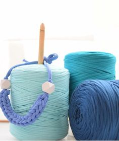 Browse t-shirt yarn project ideas for inspiration