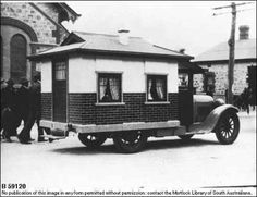 """1924 Dodge 4 with a """"Home from Home"""""""