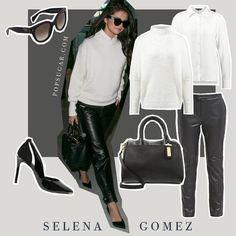 Selena Gomez - Black Onyx by AMAZE Celebrities