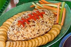 Football Party Food. #Superbowl #Football #Party