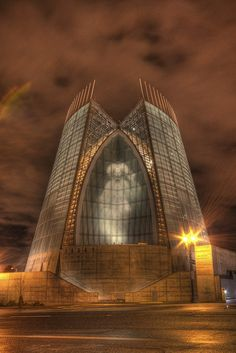Cathedral of Lights, Oakland, California
