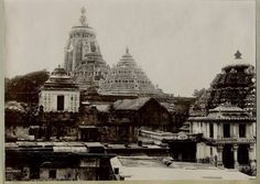 Jagannath Puri 1890