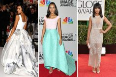 Rihanna, Miranda Kerr, and Anne Hathaway made our list of best-dressed celebrities last year, but wh