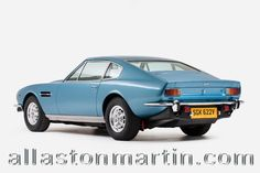 "1980 Aston Martin V8 - Series IV ""Oscar India"" | Classic Driver Market"