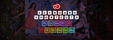 แจก Adobe CC 2015 Keyboard Shortcuts คีย์ลัดช่วยให้ทำงานได้รวดเร็วทันใจเทพ! ( ไฟล์ใหญ่แปะฝาบ้านได้!)