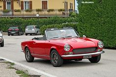 Cool Fiat 2017: FIAT 124 Spider year 1970 (da marvin 345) #fiat124spider #fiat124... Check more at http://24cars.top/2017/fiat-2017-fiat-124-spider-year-1970-da-marvin-345-fiat124spider-fiat124/