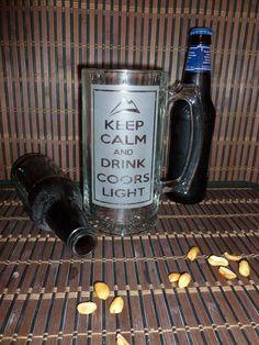 drink coors light.. okay