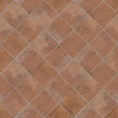 Texture seamless floor tile cotto