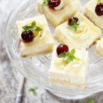 Cheesecake cu napolitane