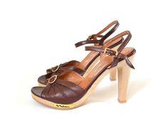 6 1970s sandals 1970s shoes platform sandal 70s sandal 70s