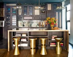 6 drool-worthy celebrity kitchens