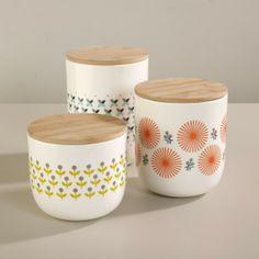 Pots en porcelaine Mr & Mrs Clynk - L'instant poétique
