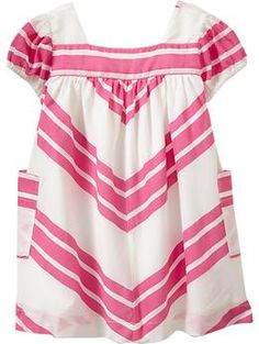 Hmmm... incredibly similar to that pink chicken dress I have pinned. Didn't she used to design for the gap?