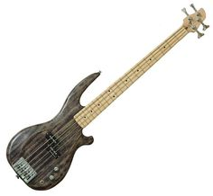 women playing bass guitar   The bass which fits inside quite small gig bags, is easy to carry on ...