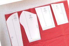 Strapless Top Sewing Pattern Instant PDF by craftyalexshop