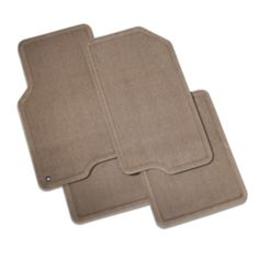 2015 Floor Mats, Front & Rear Carpet Replacements, Cashmere: These Front and Rear Carpet Replacement Floor Mats provide the same fit as factory mats for your Volt with a quality carpeted surface. Chevrolet Volt, Chevy, Carpet Replacement, First Time Driver, Quality Carpets, Bedroom Carpet, Carpet Runner, Floor Mats, Car Insurance