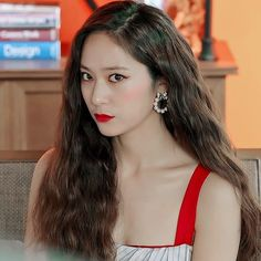 [ CAP ] #Krystal - 'Bride Of The Water God' Episode 4 Cut.  © So_cashmeout  --  #크리스탈 #정수정 #에프엑스 #KrystalJung #fx  #하백의신부 #BrideOfTheWaterGod