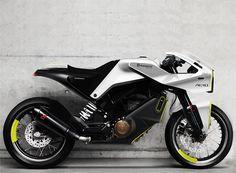 EICMA 2016: husqvarna vitpilen 401 AERO concept motorycle