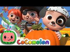 Pumpkin Patch - Fall Halloween song abckidtv AllNurseryRhymes channel for Kids & kindergarten aged children. These kids songs and kids learning are great