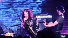 Steven Tyler Spotted In Nashville Bar Singing New Country Song